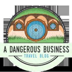 A Dangerous Business Travel Blog
