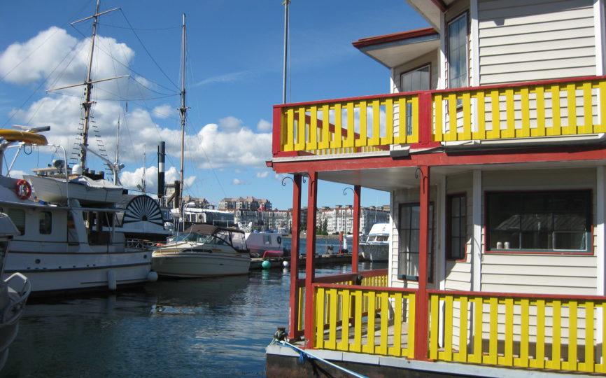 Visiting Victoria, British Columbia on a Crusie