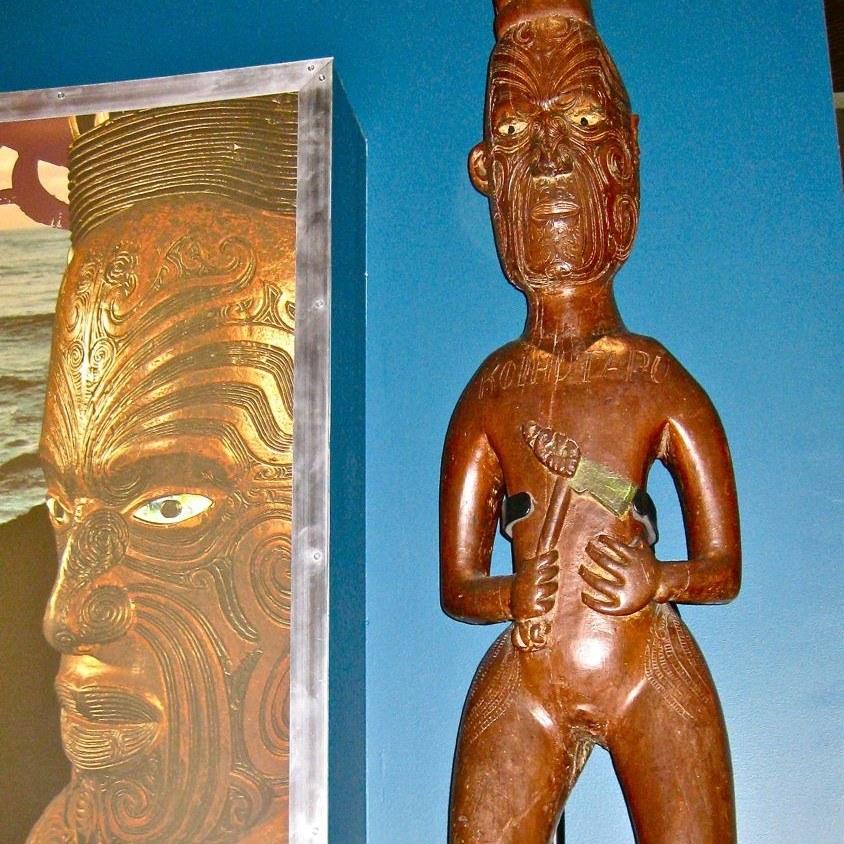 Maori thumb