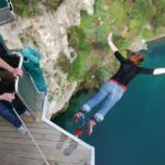 New Zealand Memories: Jumping Off Bridges and Cliffs