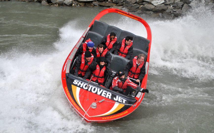 Shotover Jet – A Thrilling Jetboat Ride