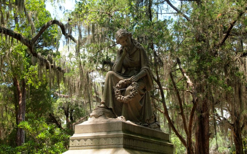 In Photos: Bonaventure Cemetery
