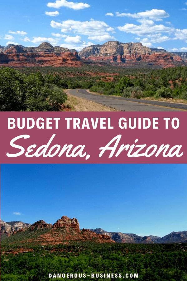 Budget guide to Sedona, Arizona