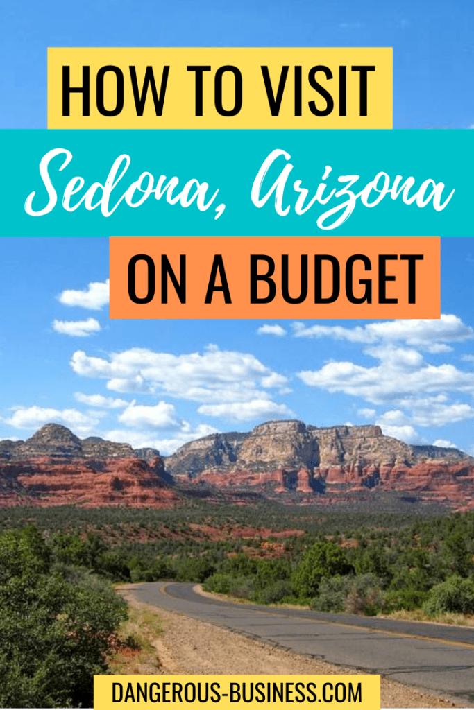 Visiting Sedona on a budget
