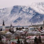Photo of the Day: Snowy Reykjavik