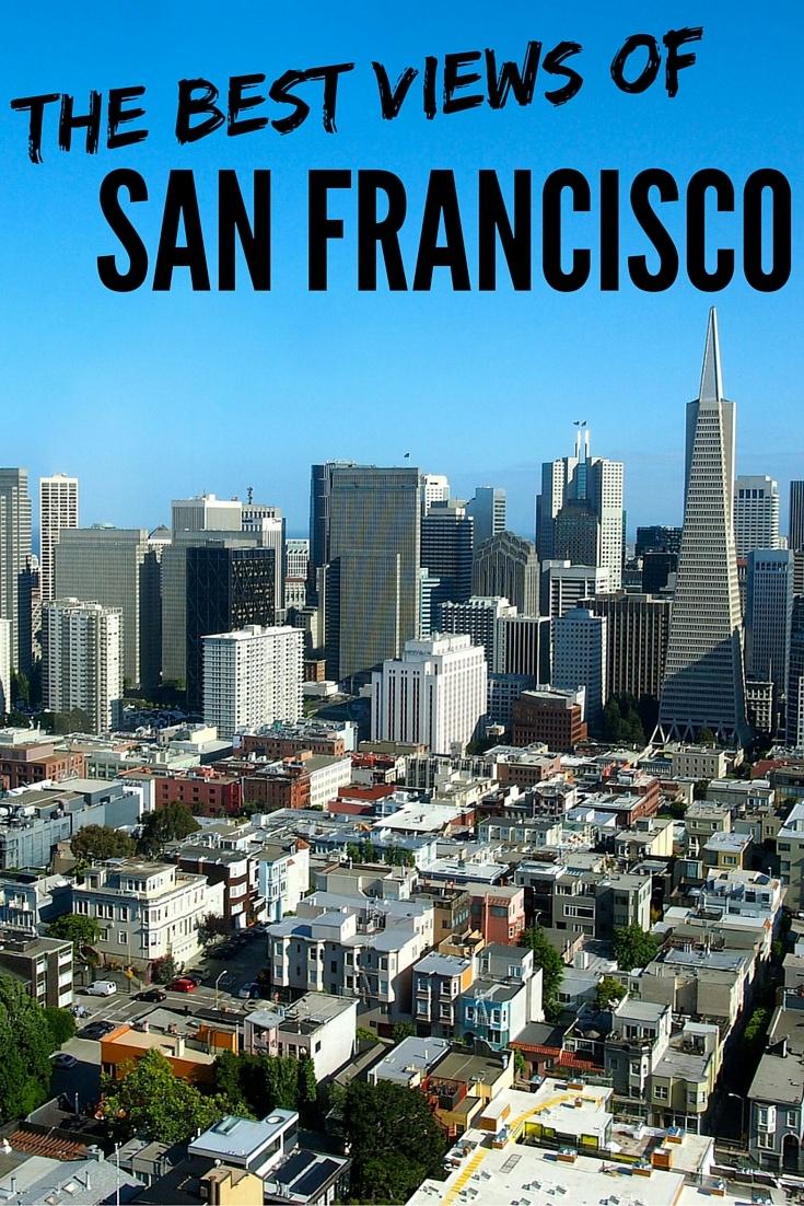 Best views of San Francisco
