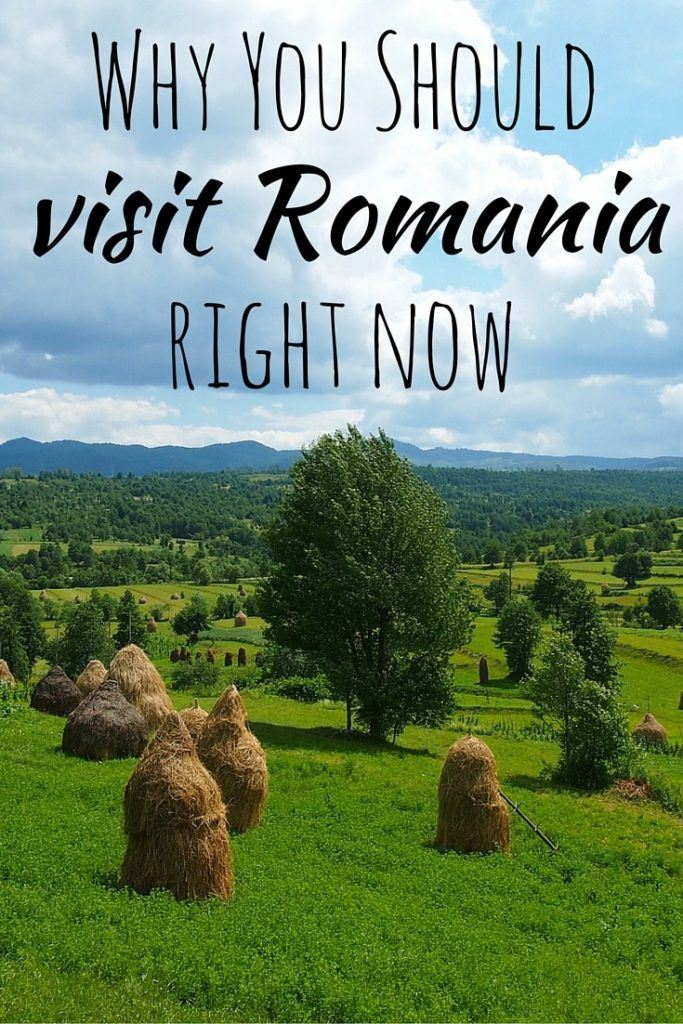 Why you should visit Romania