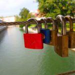 Ljubljana's Ironic Bridge of Love