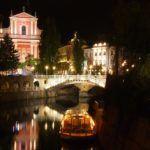 Photo of the Week: Ljubljana by Night