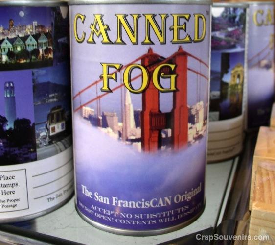 Canned Fog