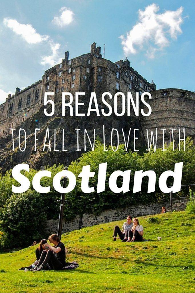 Reasons to love Scotland