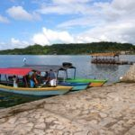 A Fleeting Glimpse of Flores, Guatemala