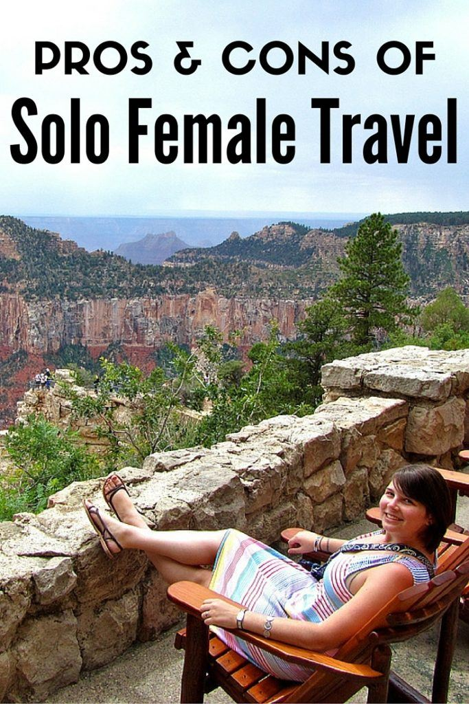 Pros and Cons of Solo Female Travel
