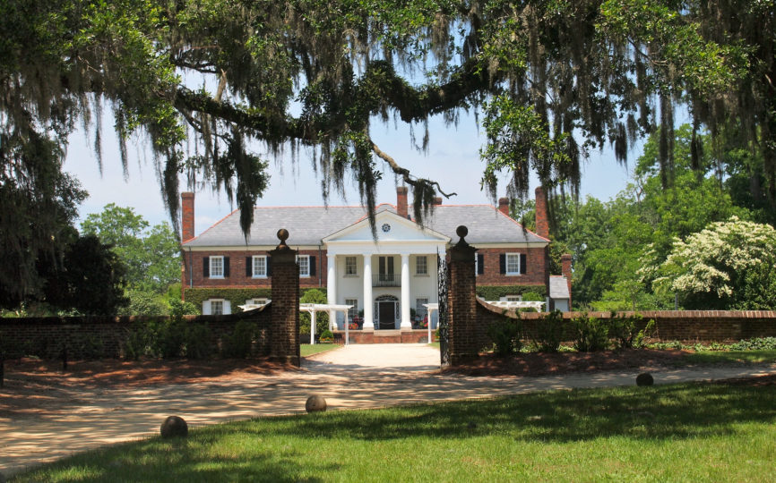 Getting a Taste of Plantation Life at Boone Hall