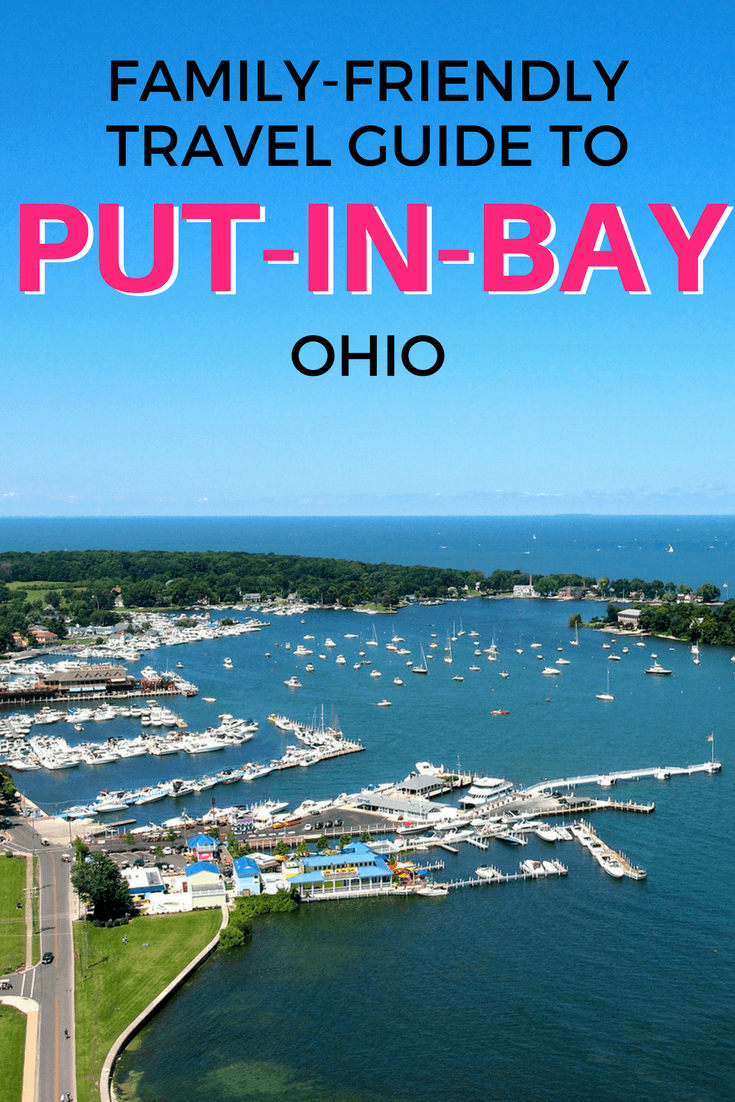 Travel guide to Put-in-Bay, Ohio