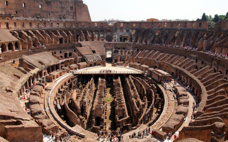 Behind the Scenes at the Colosseum