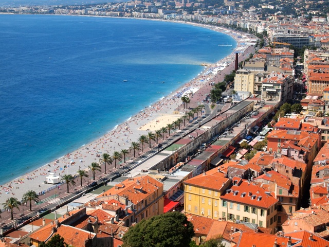 Nice in the French Riviera