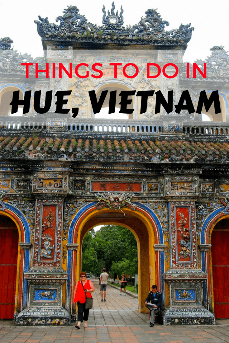 Things to do in Hue, Vietnam