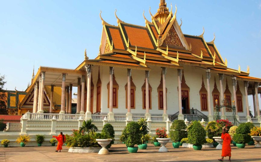 Thoughts on Cambodia