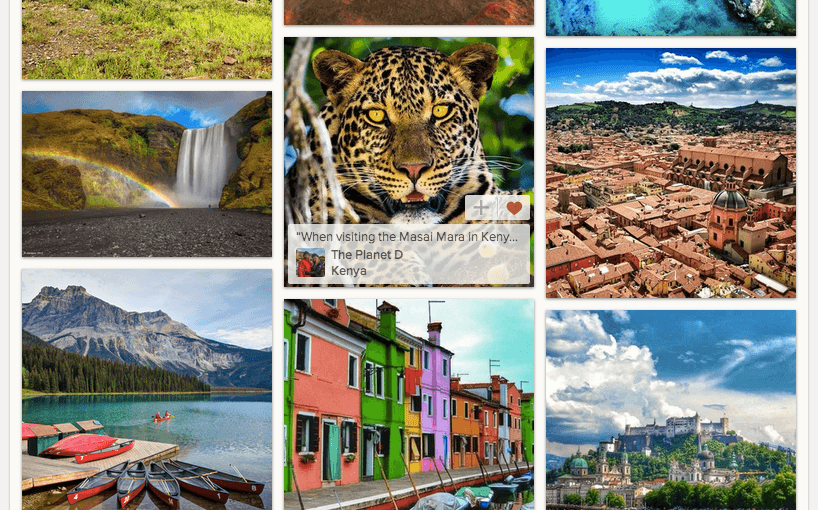 Love Travel Photos? Try Trover (And Win Stuff)!