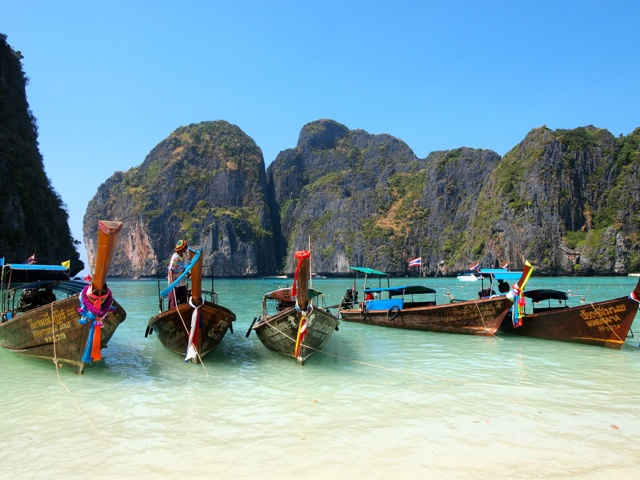 """The Phi Phi Islands: So Much More Than Leo and """"The Beach"""""""