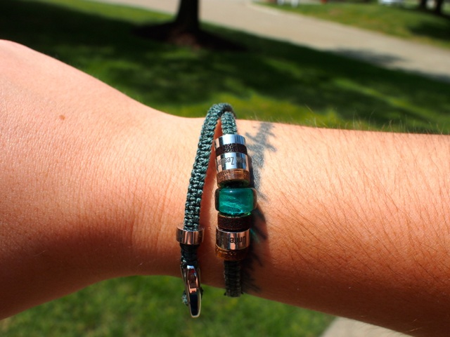 El Camino Bracelets: Taking My Travels With Me