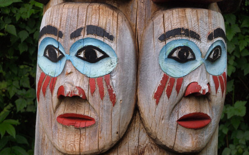 The Legend of Kaats and Why Ketchikan is So Rainy