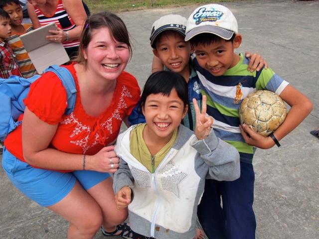 Kids in Vietnam