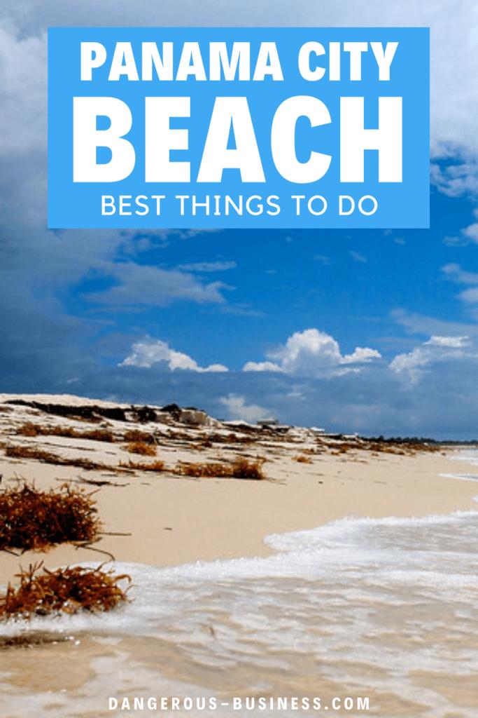 Panama City Beach bucket list
