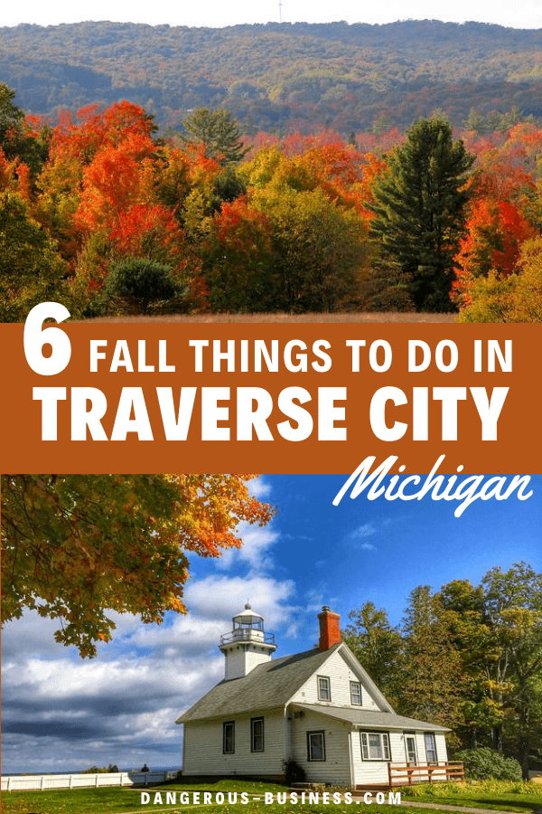 Things to do in Traverse City in the fall