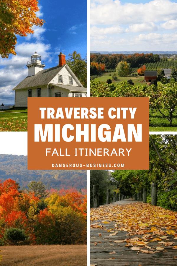 Traverse City, Michigan fall guide