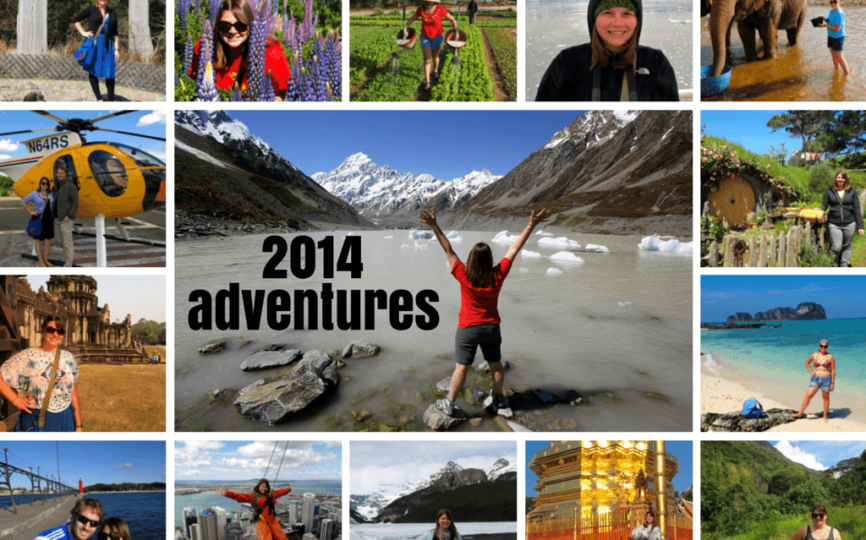 My Top 14 Travel Adventures of 2014