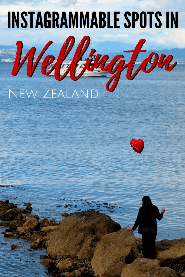 The most Instagrammable spots in Wellington, New Zealand