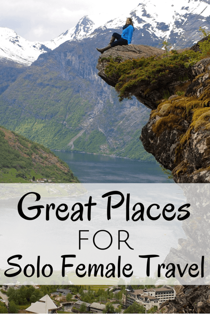 Great Places for Solo Female Travel