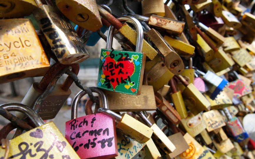 Love Locks Around the World
