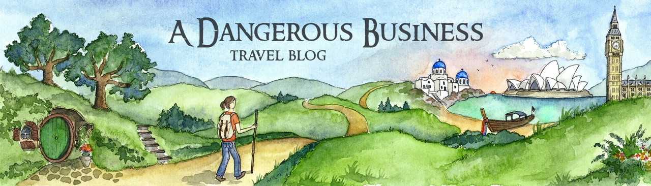 A Dangerous Business Travel Blog -