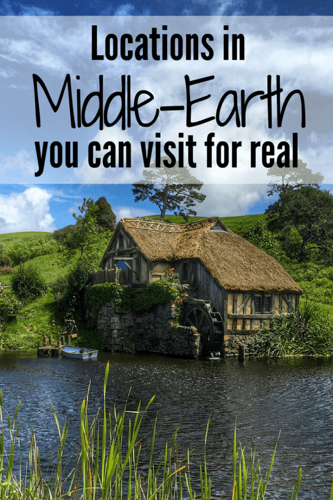 5 Middle-Earth Locations You Can Visit for Real