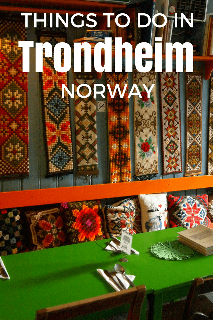 Things to do in Trondheim, Norway