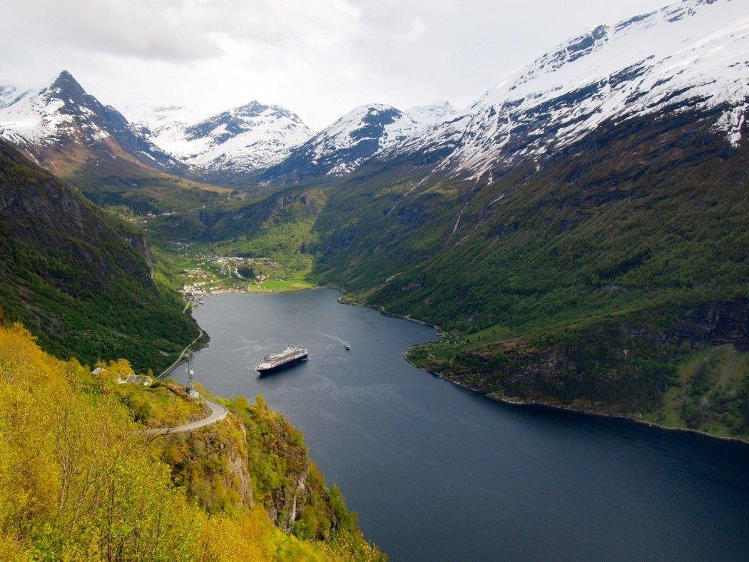 Car Rental Geiranger Norway