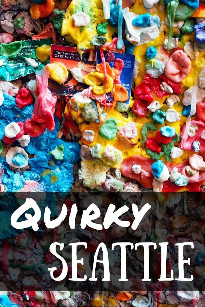 Quirky Seattle