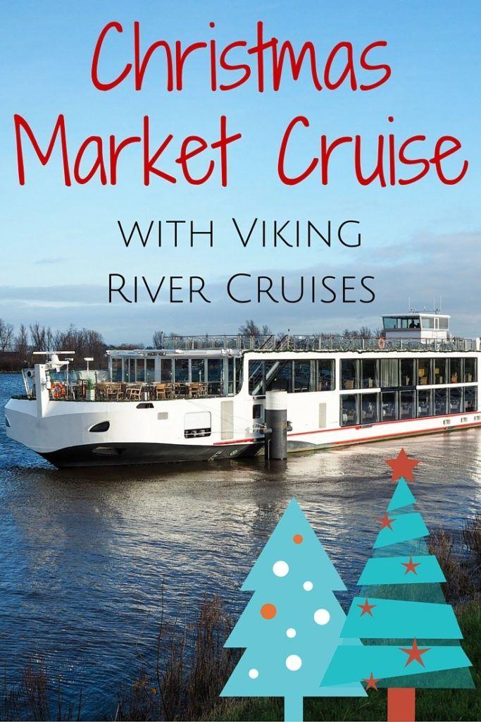 Christmas market cruise with Viking River Cruises