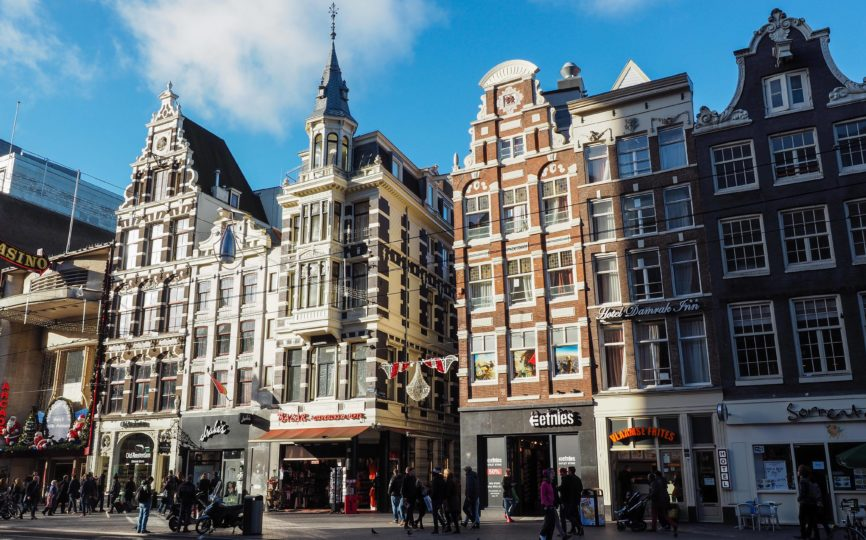 Giving Amsterdam a Second Chance