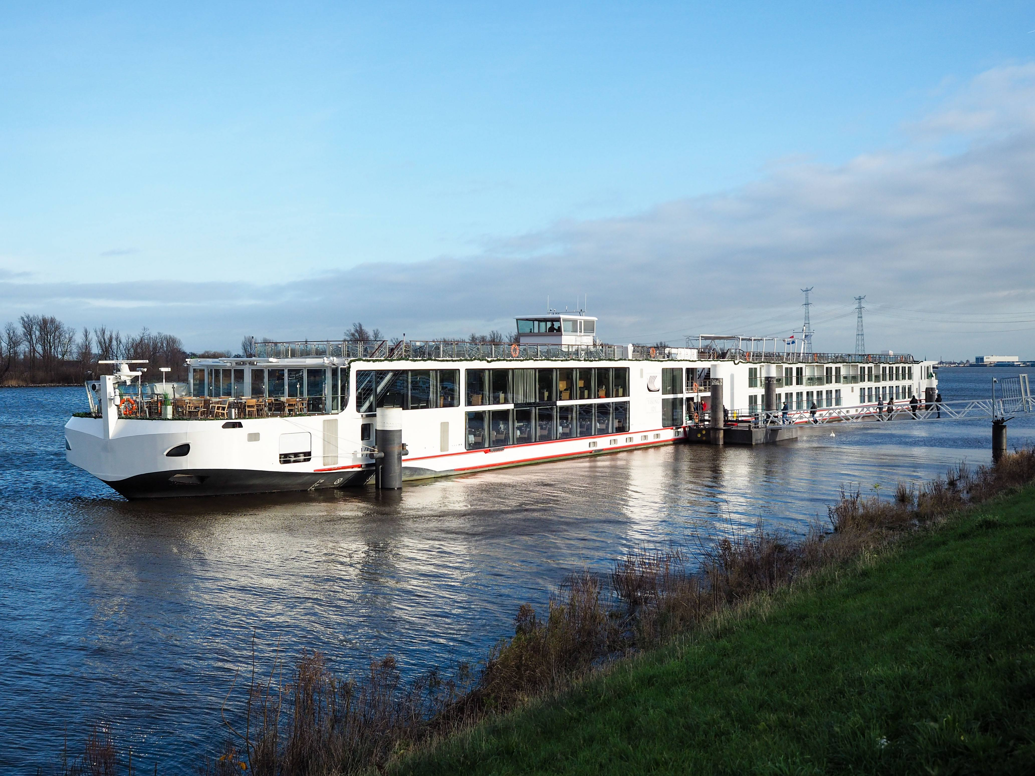 Viking River Cruises Christmas market cruise