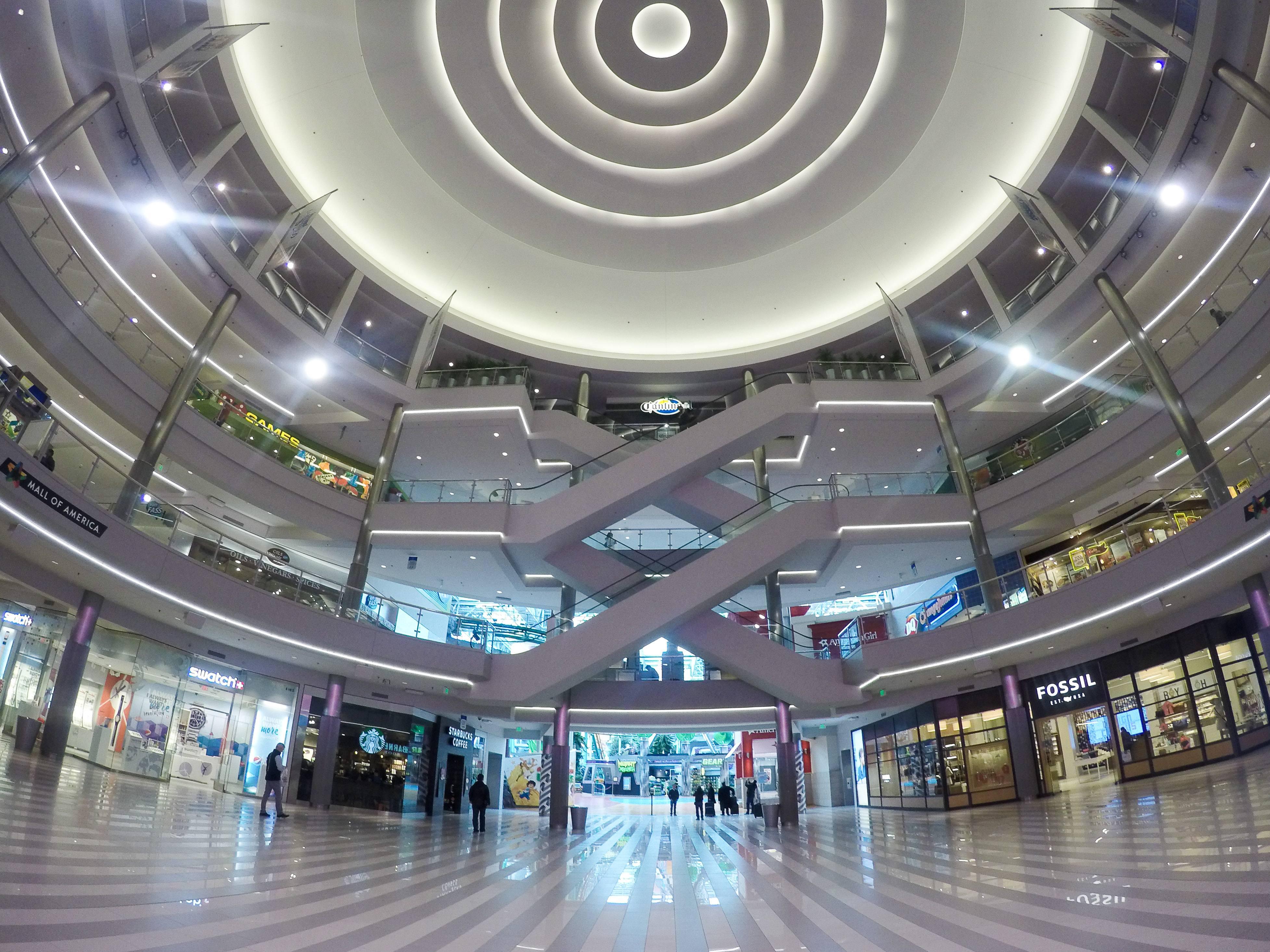 Mall of America rotunda