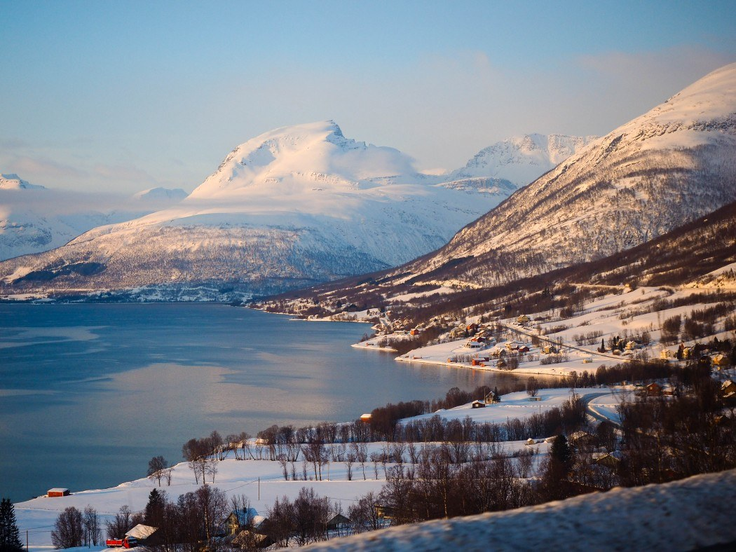 packing trip northern norway winter