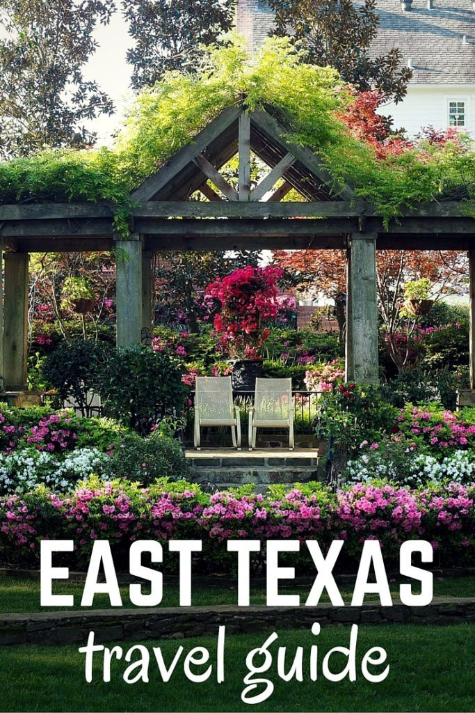 East Texas travel guide