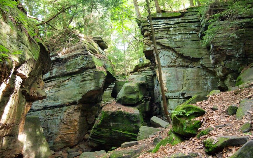 Cuyahoga Valley: A Guide to Ohio's Only National Park