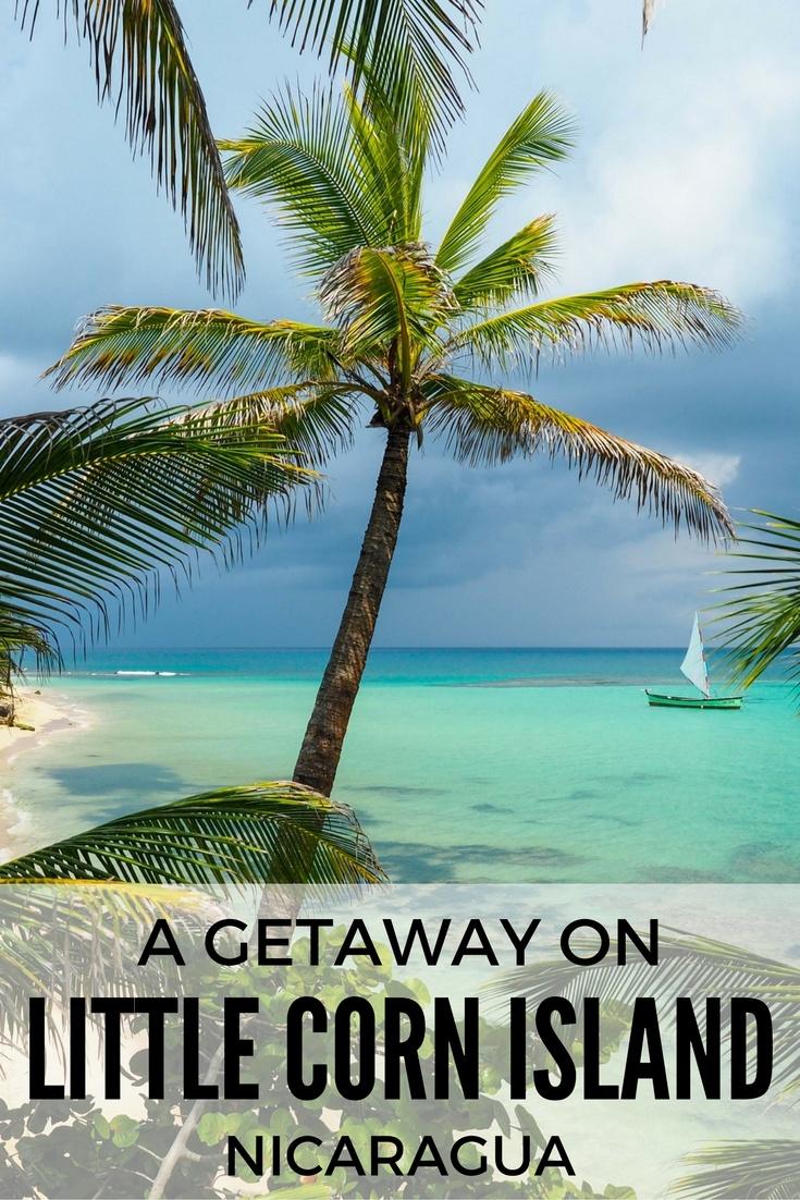 A luxury getaway on Little Corn Island