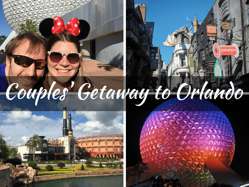 A Couples' Long Weekend Getaway to Orlando