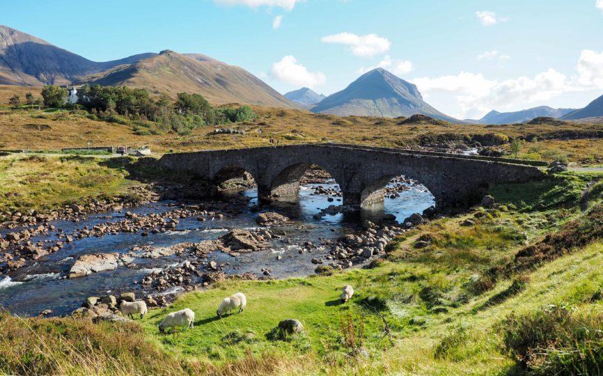 Hopping Around the Hebrides with Haggis Adventures